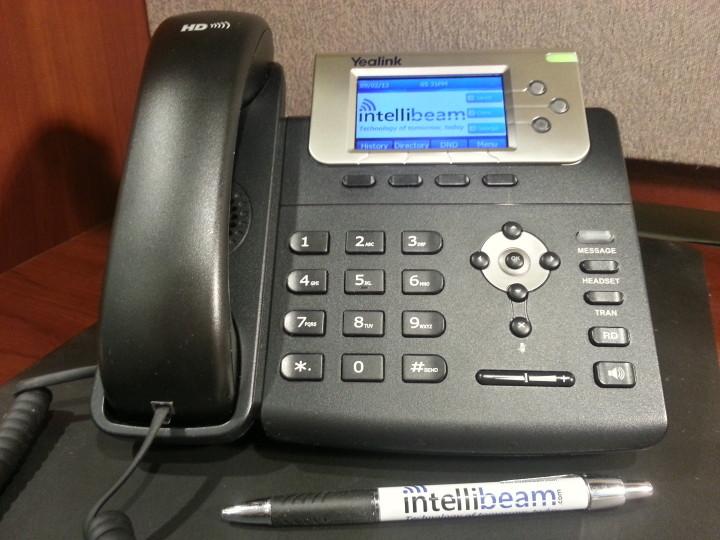 Intellibeam VoIP